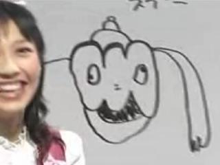 極悪スプー 2006年4月28日、NHK教育テレビ『お母さんと一緒』に登場した、と... 極悪ス